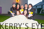Sleeping out to help raise money for the Simon Community will be members of the Castlegregory Parish Youth Council on December 13th. Pictured were: Kate Shannon (Front) and at the back Eileen O'Grady, Shannon Maunsell, Vincent Filgate, Sinead Sheehan and Bernie Dowling.