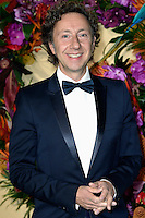 Stephane BERN - Gala d'ouverture de l'Opera de Paris - 24 septembre 2016 - Opera Garnier Paris - France