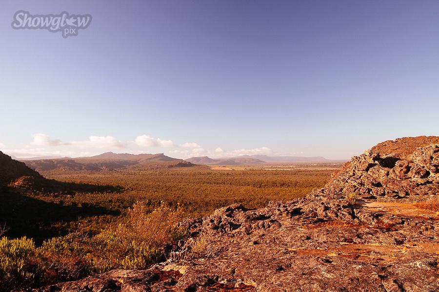 Image Ref: CA740<br /> Location: Mt Stapylton, The Grampians<br /> Date of Shot: 27.01.19