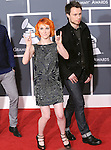 Hayley Williams of Paramore at The 52nd Annual GRAMMY Awards held at The Staples Center in Los Angeles, California on January 31,2010                                                                   Copyright 2009  DVS / RockinExposures