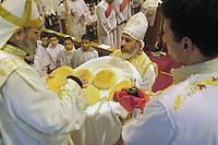 - Milano, messa per il Natale nella chiesa Copta Ortodossa Egiziana di San Marco<br /> <br /> - Milan, Mass for Christmas in the Egyptian Coptic Orthodox church of San Marco