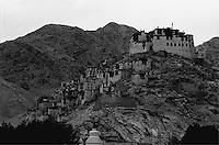 Thikse Gompa 15th Century Ladakh India
