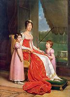 GÈrard FranÁois Pascal Simon, baron (1770-1837). Fontainebleau, ch'teau. N3099.