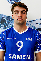LEEK - Volleybal, Presentatie Lycurgus , seizoen 2021-2022, 01-09-2021 , Lycurgus speler Joel Schneidmiller