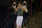 British Gymnastics Championships 2017<br /> The Liverpool Echo Arena<br /> Josh Cook Barry YMCA Gym Club<br /> 25.03.17<br /> ©Steve Pope - Sportingwales
