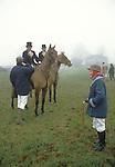 The Duke of Beaufort Hunt, Badminton, Gloucestershire. England.  The English Season published by Pavilon Books 1987
