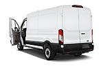 Car images of 2021 Ford Transit-Van - 4 Door Cargo Van Doors