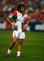 Photo: Richard Lane/Richard Lane Photography. Bath Rugby v Biarritz Olympique. Heineken Cup. 10/10/2010. Biarritz' Charles Gimenez.