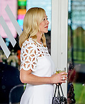 May 15, 2021: Stronach Group CEO, President and Chairman Belinda Stronach on Preakness Stakes Day at Pimlico Race Course in Baltimore, Maryland. Scott Serio/Eclipse Sportswire/CSM