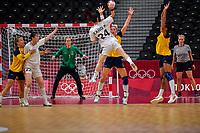 2021 Tokyo Olympic Games Womens Handball Quarter Final Sweden v Korea Aug 4th