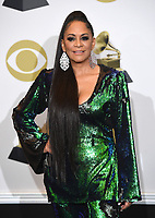 LOS ANGELES - JANUARY 26: Sheila E at the 62nd Annual Grammy Awards at Staples Center on January 26, 2020 in Los Angeles, California. (Photo by Frank Micelotta/PictureGroup)