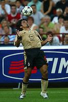 Milano 27/7/2004 Trofeo Tim - Tim tournament <br /> <br /> <br /> <br /> GENNARO GATTUSO MILAN<br /> <br /> <br /> <br /> Inter Milan Juventus <br /> <br /> Inter - Juventus 1-0<br /> <br /> Milan - Juventus 2-0<br /> <br /> Inter - Milan 5-4 d.cr - penalt.<br /> <br /> <br /> <br /> Photo Andrea Staccioli Insidefoto