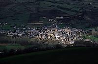Europe/France/Auvergne/12/Aveyron/Saint-Come d'Olt: Vue générale du village