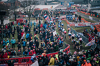 Men's Junior race<br /> <br /> UCI 2019 Cyclocross World Championships<br /> Bogense / Denmark<br /> <br /> ©kramon