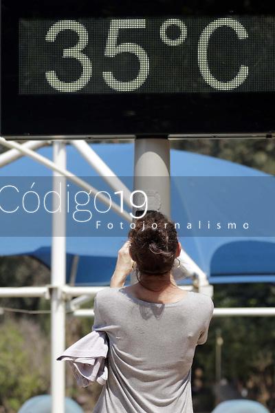 Campinas (SP), 20/09/2021 -  Clima - Movimentacao nesta segunda-feira (20) na Lagoa do Taquaral, na cidade de Campinas (SP). A semana comeca com a atuacao de uma massa de ar seco e quente sobre o Sudeste do Brasil, mas ao longo da semana o tempo vai mudar em algumas areas com o avanco de uma nova frente fria, segundo ClimaTempo. (Foto: Denny Cesare/Codigo 19/Codigo 19)