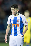 Kilmarnock v St Johnstone…07.03.18…  Rugby Park    SPFL<br />Greg Taylor<br />Picture by Graeme Hart. <br />Copyright Perthshire Picture Agency<br />Tel: 01738 623350  Mobile: 07990 594431