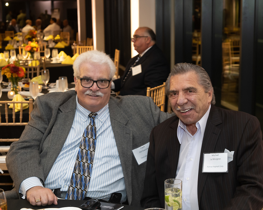 2021 New Jersey Asphalt Pavement Association annual awards banquet at Wave Resort in Long Branch, N.J. on Wednesday, Oct. 6, 2021.