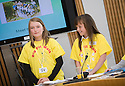 09/06/2010   Copyright  Pic : James Stewart.004_msp_presentation  .::  HELIX PROJECT ::  KIDS FROM THE GREEN TEAM GIVE THEIR PRESENTATION IN ONE OF THE COMMITTEE ROOMS AT SCOTTISH PARLIAMENT   ::.