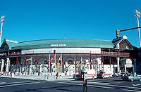 Ballparks: Buffalo, NY. Pilot Field. Helmuth-Obata-Kassebaum, 1988. It had been open for 3 months. Drew 1.2 M that year.