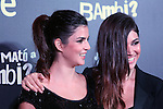 Premiere in Barcelona: ¿Quien mato a Bambi?<br /> Clara Lago & Ursula Corbero.