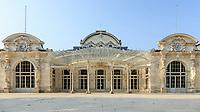 France, Allier (03), Vichy, le Grand Casino actuellement Palais des Congrès