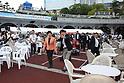 Tokyo Governor Yuriko Koike attends Tokyo Robot Collection