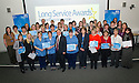 Staff 20 years Long Service Awards : Forth Valley Royal Hospital 26th Jan 2015