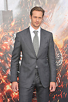 Alexander Skarsgard at the film premiere of 'Battleship,' at the NOKIA Theatre at L.A. LIVE in Los Angeles, California. May, 10, 2012. ©mpi35/MediaPunch Inc.