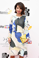 Jing Lusi<br /> at the South Bank Sky Arts Awards 2017, Savoy Hotel, London. <br /> <br /> <br /> ©Ash Knotek  D3288  09/07/2017