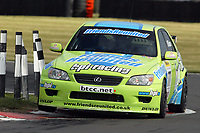 Round 7 of the 2005 British Touring Car Championship. #77. Richard Williams (GBR). HPI Racing with Friends Reunited. Lexus IS200.