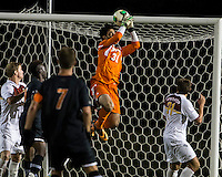 The Winthrop University Eagles lose 2-1 in a Big South contest against the Campbell University Camels.  Guilherme Avelar (31), Pietro Bottari (21)