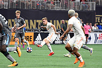 Atlanta, GA - Wednesday May 29, 2019: Atlanta United defeated Minnesota United, 3-0, at Mercedes-Benz Stadium in front of a crowd of 42,703.
