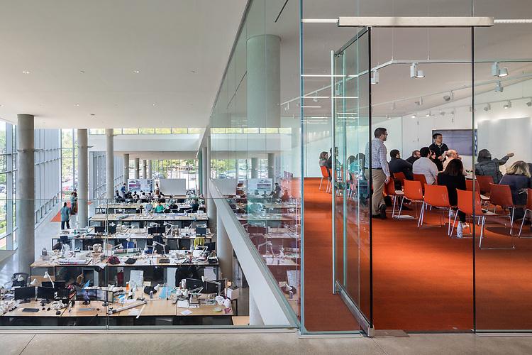 Kent State University School of Architecture | Weiss/Manfredi