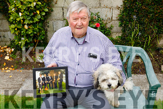 Joe Boylan at his home in Kevin Barry's Villas on Thursday.