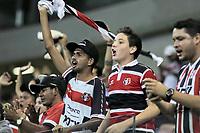 RECIFE, PE. 29.01.2019 - SANTA CRUZ - AFOGADOS - Partida válida pela 3° rodada do Campeonato Pernambucano nesta terça-feira (29) na Arena de Pernambuco. (Foto: Rafael Vieira/Codigo19).