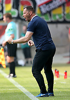 22.04.2018, Commerzbank - Arena, Frankfurt, GER, 1.FBL, Eintracht Frankfurt vs Hertha BSC , <br />Trainer Pal Dardai (Berlin) *** Local Caption *** © pixathlon<br /> Contact: +49-40-22 63 02 60 , info@pixathlon.de