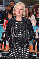 """Mariella Frostrup<br /> arrives for the premiere of """"A Hologram for the King"""" at the Bfi, South Bank, London<br /> <br /> <br /> ©Ash Knotek  D3110 25/04/2016"""