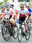 TORONTO, ON, AUGUST 8, 2015. Cycling road races at the Toronto 2015 ParaPan Am Games - 6 medals for Canada.<br /> Photo: Dan Galbraith/Canadian Paralympic Committee