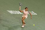 March 16, 2018: Daria Kasatkina (RUS) defeated Venus Williams (USA) 4-6, 6-4, 7-5 in Wells Tennis Garden in Indian Wells, California. ©Mal Taam/TennisClix/CSM
