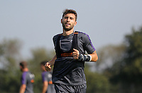 Pictured: Borja Gonzalez in action Wednesday 14 September 2016<br /> Re: Swansea City FC training at Fairwood, Wales, UK
