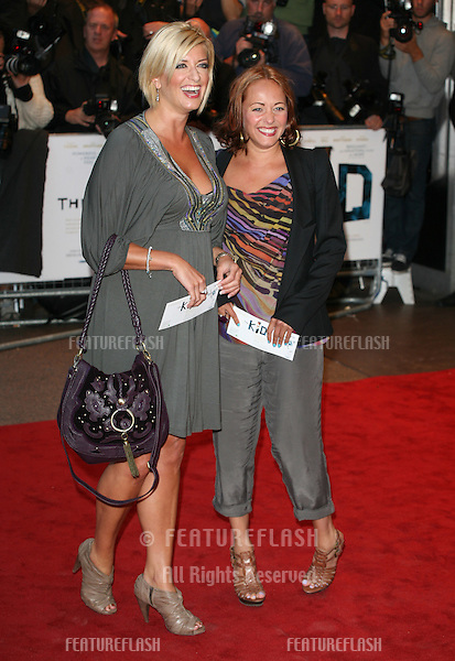 Sarah Cawood attends 'The Kid' UK premiere at the Odeon West End, Leicester Square, London. 15/09/2010  Picture by: Alexandra Glen / Featureflash