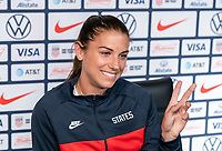 USWNT Press Conference, February 11, 2021
