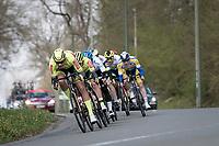 breakaway group<br /> <br /> 107th Liège-Bastogne-Liège 2021 (1.UWT)<br /> 1 day race from Liège to Liège (259km)<br /> <br /> ©kramon