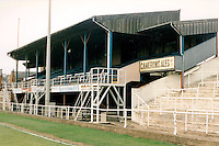 Kingsway, home of Bishop Auckland Football Club (County Durham), pictured circa 1993 - Gavin Ellis/TGSPHOTO - Self billing applies where appropriate - 0845 094 6026 - contact@tgsphoto.co.uk - NO UNPAID USE..