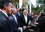 Tesla press conference