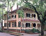 The Gingerbread Mansion.1921 Bull St.Savannah, GA