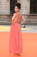 Pearl Mackie<br /> at the Royal Acadamy of Arts Summer Exhibition opening party 2017, London. <br /> <br /> <br /> ©Ash Knotek  D3276  07/06/2017