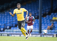 Richard Taylor, Southend United, during Southend United vs West Ham United Under-21, EFL Trophy Football at Roots Hall on 8th September 2020
