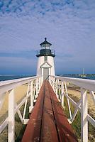 Brant Point lighthouse Nantucket, Massachusetts