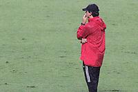 São Paulo (SP), 10/01/2021 - São Paulo-Santos - Técnico Fernando Diniz. Partida entre São Paulo e Santos válida pelo Campeonato Brasileiro neste domingo (10) no estádio do Morumbi em São Paulo.